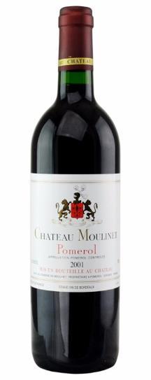 2001 Moulinet Bordeaux Blend