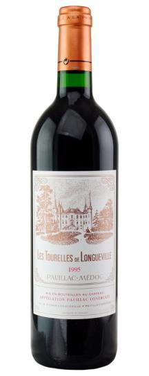 2006 Les Tourelles de Longueville Bordeaux Blend