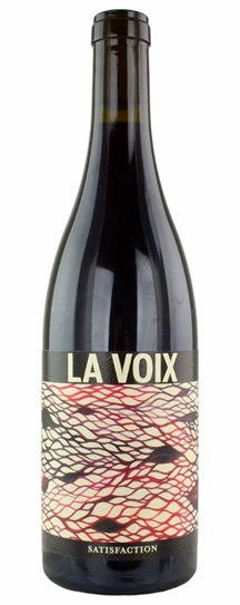 2013 La Voix Pinot Noir Satisfaction Kessler-Haak Vineyard