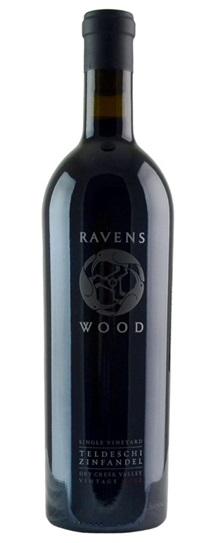 2005 Ravenswood Zinfandel Teldeschi Vineyard