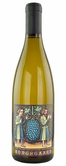 2011 Kongsgaard Chardonnay