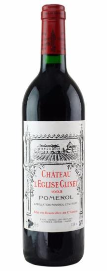 1994 L'Eglise Clinet Bordeaux Blend