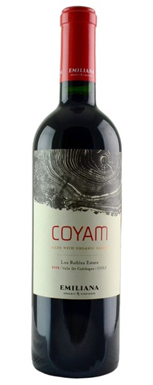 2011 Emiliana Coyam Proprietary Blend