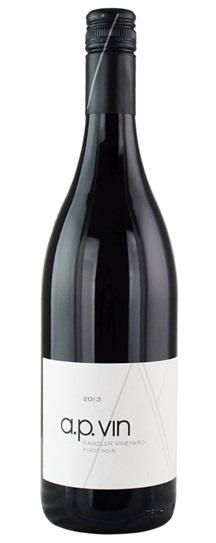 2010 A. P. Vin Pinot Noir Kanzler Vineyard