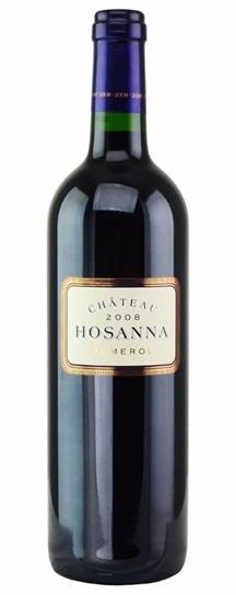 2000 Hosanna Bordeaux Blend