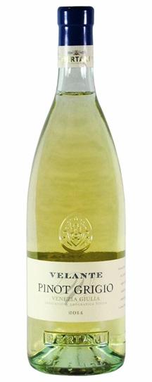 2014 Bertani Velante Pinot Grigio