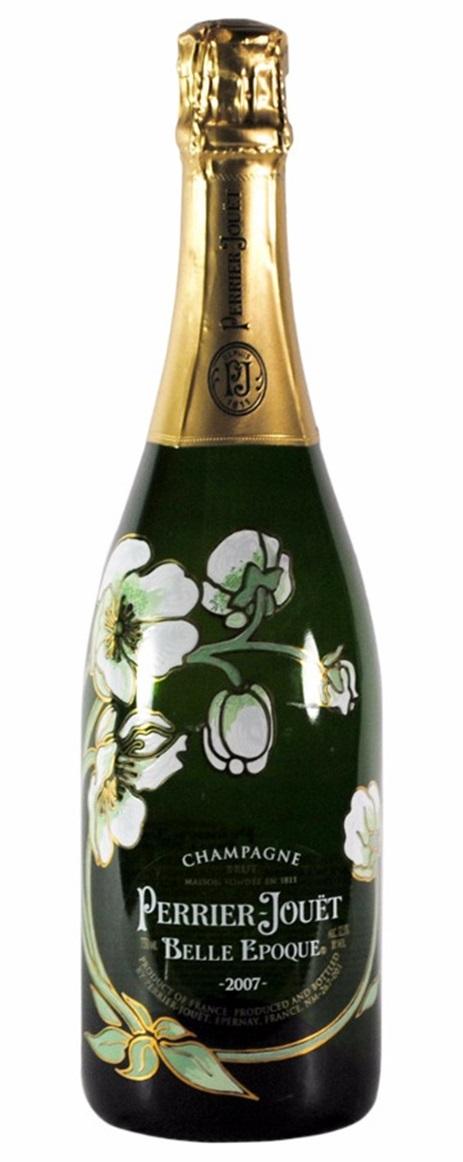 buy 2007 perrier jouet fleur de champagne brut cuvee belle epoque 750ml online. Black Bedroom Furniture Sets. Home Design Ideas