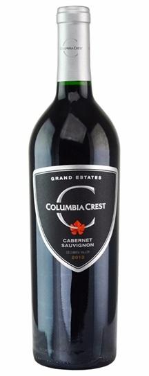 2013 Columbia Crest Cabernet Sauvignon Grand Estates