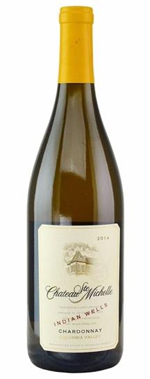2014 Chateau Ste Michelle Chardonnay Indian Wells Vineyard