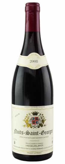 2008 Haegelen-Jayer Nuits St Georges