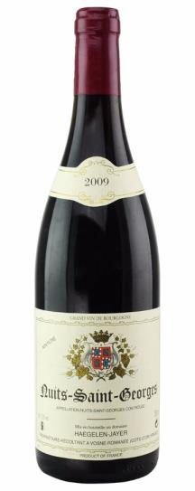 2009 Haegelen-Jayer Nuits St Georges