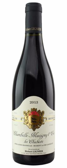 2013 Domaine Hubert Lignier Chambolle Musigny Les Chabiots