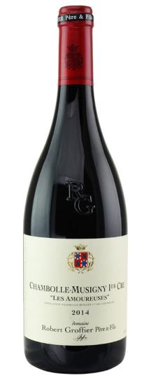 2014 Domaine Robert Groffier Chambolle Musigny les Amoureuses