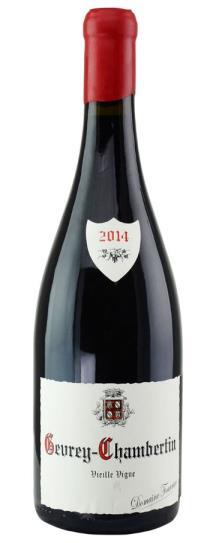 2014 Domaine Fourrier Gevrey Chambertin Vieilles Vignes