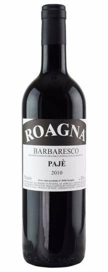 2009 Roagna Barbaresco Paje