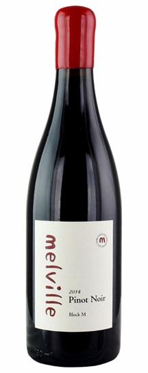 2014 Melville Pinot Noir Block M