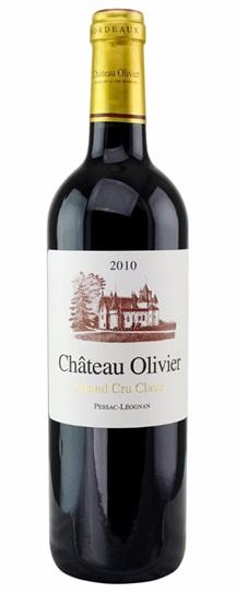 1989 Chateau Olivier Bordeaux Blend