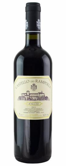 2011 Rampolla, Castello dei Vigna d'Alceo IGT