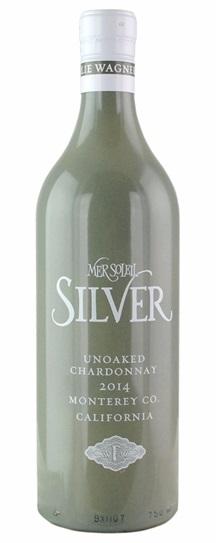 2014 Mer Soleil Silver Chardonnay Unoaked