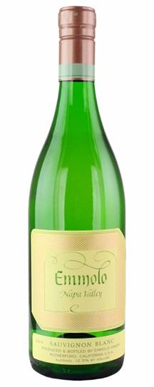 2014 Emmolo Sauvignon Blanc
