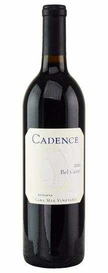 2012 Cadence Bel Canto