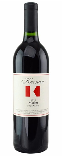 2010 Keenan, Robert Merlot Napa