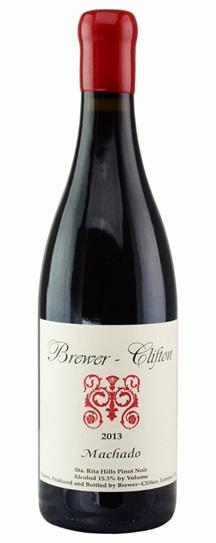 2013 Brewer-Clifton Pinot Noir Machado