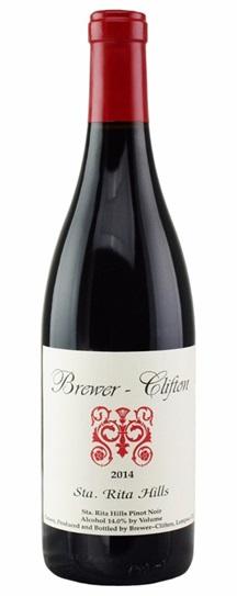 2014 Brewer-Clifton Pinot Noir Santa Rita Hills