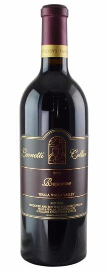 2013 Leonetti Cellar Reserve Proprietary Red Wine