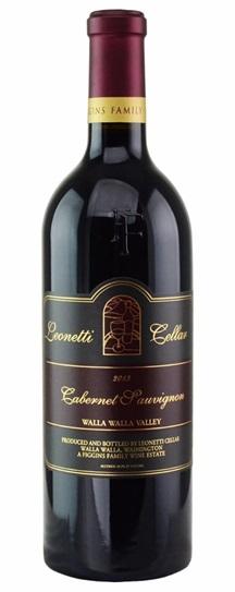 2008 Leonetti Cellar Cabernet Sauvignon
