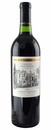 2012 Chateau Montelena Cabernet Sauvignon Estate