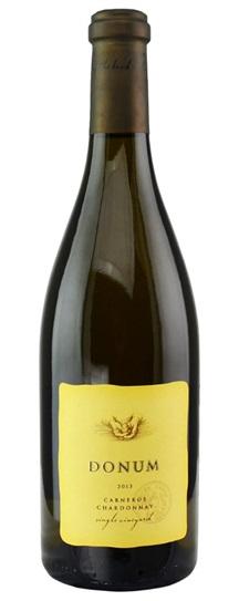 2013 Donum Chardonnay Carneros