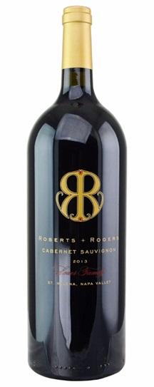 2013 Roberts + Rogers Louer Family Vineyard Cabernet Sauvignon