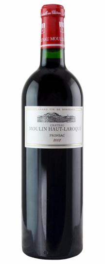 2002 Moulin-Haut-Laroque Bordeaux Blend