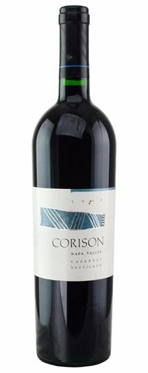 1989 Corison Cabernet Sauvignon