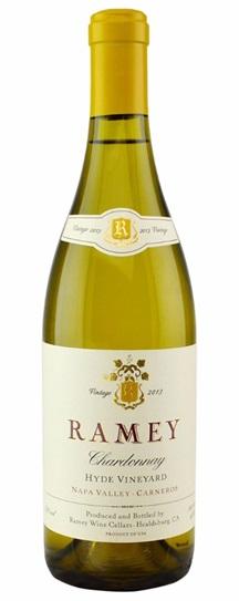 2010 Ramey Chardonnay Hyde Vineyard