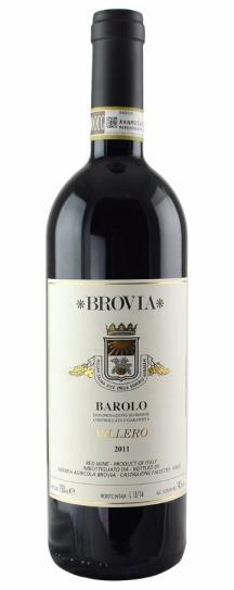 2011 F Ili Brovia Barolo Villero