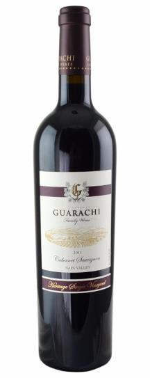 2011 Guarchi Cabernet Sauvignon