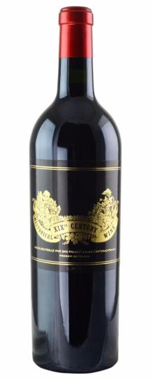 2013 Chateau Palmer Historical XIXth Century Blend