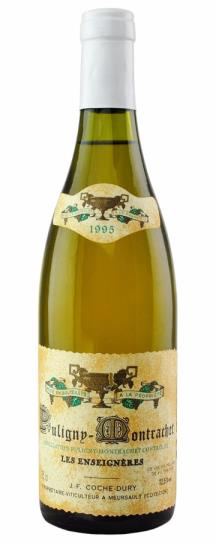 1995 Domaine Coche-Dury Puligny Montrachet Enseignieres