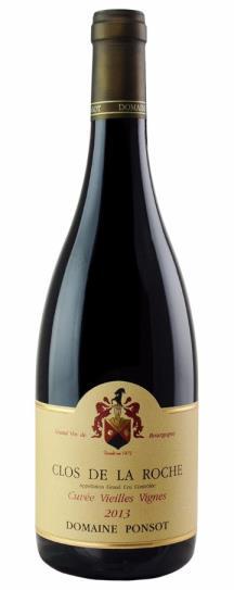 2013 Domaine Ponsot Clos de la Roche Vieilles Vignes