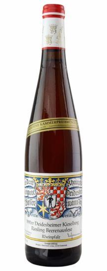 1990 Bassermann-Jordan Deidesheimer Kieselberg Riesling Beerenauslese