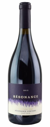2013 Resonance Vineyard Pinot Noir