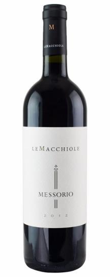 2015 Le Macchiole Merlot Messorio