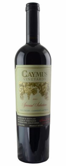2013 Caymus Cabernet Sauvignon Special Selection