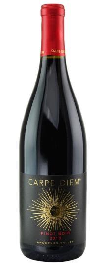 2013 Carpe Diem Pinot Noir