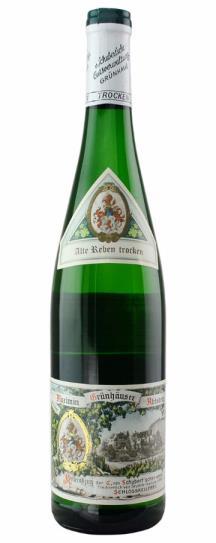 2014 Von Schubert Maximin Grunhauser Abtsberg Riesling Alte Reben