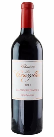 2014 Les Cruzelles Bordeaux Blend