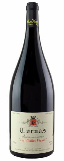 2013 Alain Voge Cornas Vieilles Vignes