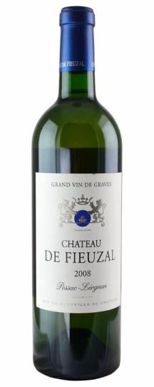 2008 Fieuzal, De Blanc